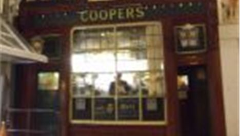 Bar Essentials: Coopers Town House
