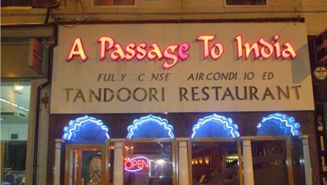 Restaurant review: A Passage to India