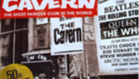 Win a Cavern 50th birthday album