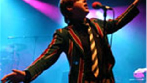 Want to see the Kaiser Chiefs?