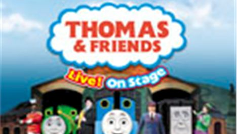 Pssst...want to see Thomas Live!?