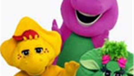 Win tickets to see Barney live!