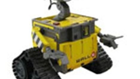 Win a whizzing Wall-E