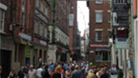 The Mathew Street Festival