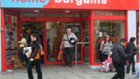 Shopped: Home Bargains