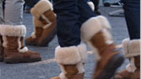 Win a pair of Whooga Ugg Boots