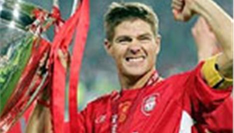 Meet Steven Gerrard and Tim Cahill and win a football strip