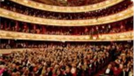 Laz Word: Night at the opera?