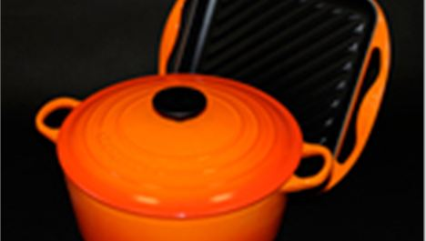 Win Le Creuset cookware worth £150
