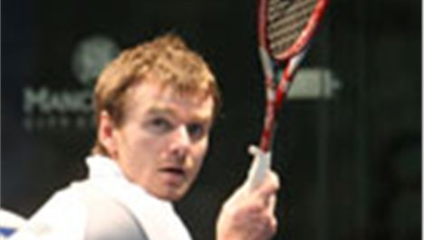 British National Squash Championships: win tickets