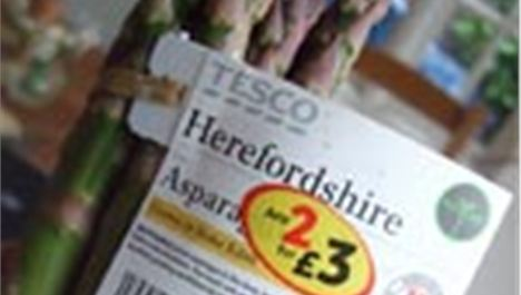 Exclusive: Formby Tesco bypasses Formby asparagus