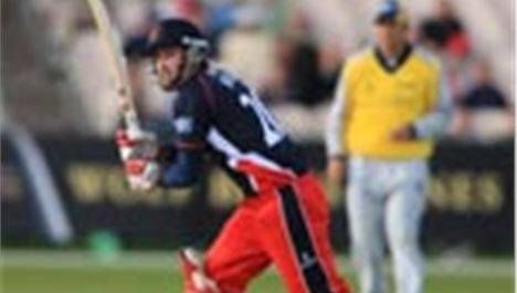 Win a pair of tickets for Twenty20 cricket