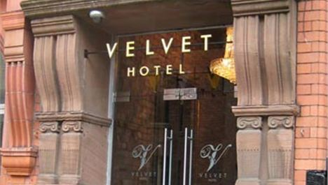 Win a night at Velvet Hotel