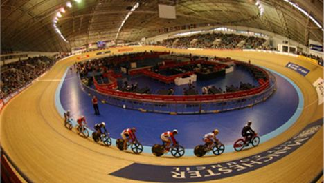 Win tickets for the Track Cycling World Cup