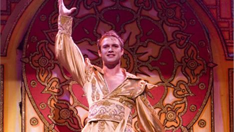 THEATRE REVIEW: Aladdin/Manchester Palace