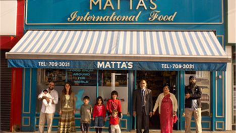 Still Lives: Matta's - where the cheer lasts all year