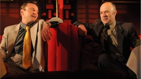 Theatre Review: Glengarry Glen Ross/Manchester Library