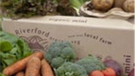Win one of 50 organic fruit and veg boxes