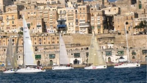 Malta, Yachts, Rolex and urchins