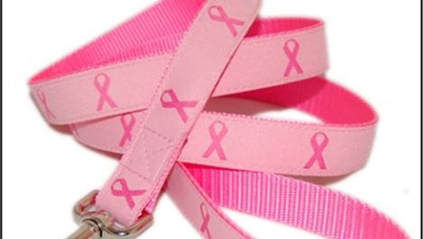 It's Breast Cancer Awareness month....