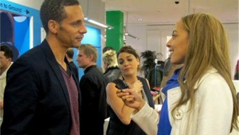 Interview with Rio Ferdinand