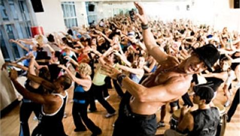 Weekend pick: UK's first Zumba party