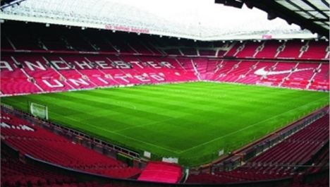 Win tickets to Manchester United V Wigan this weekend