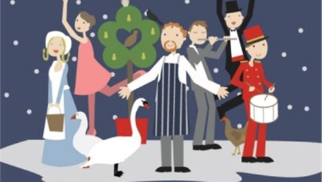 WIN tickets to the MFDF Festive Foodie Feast