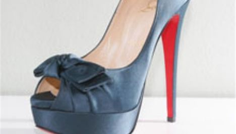 Win a pair of Louboutins worth £585