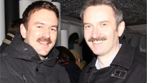 Mulled wine and moustaches – a bad combination?