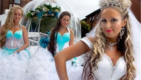 TV: Big Fat Gypsy Wedding (C4)
