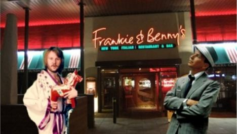 Restaurant review: Frankie and Benny go to....