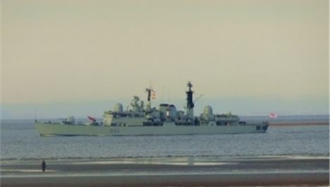 Snapshot stories: HMS Liverpool