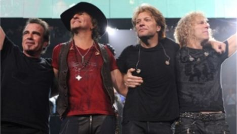 Win tickets to see Bon Jovi