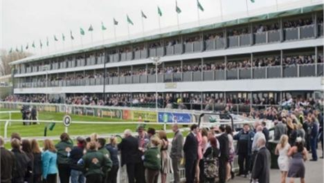 Ladies' Day at The Grand National