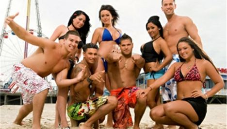 Jersey Shore - TV review
