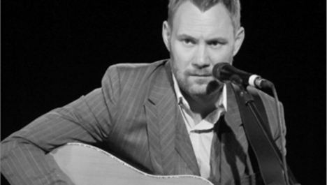 David Gray to play Bridgewater Hall