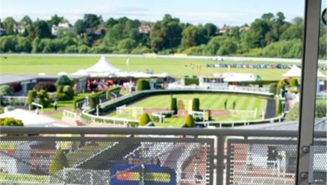 Win hospitality at Chester Racecourse