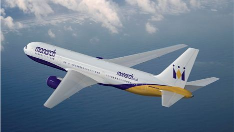 Win Monarch Airlines tickets to Paphos and Bodrum