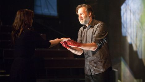 David Morrissey's Macbeth - theatre review