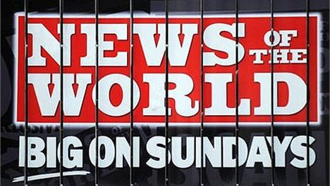 No Tears At Funeral For News of the World