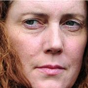 Rebekah Brooks, Warrington's most famous secretary since Eileen Bilton
