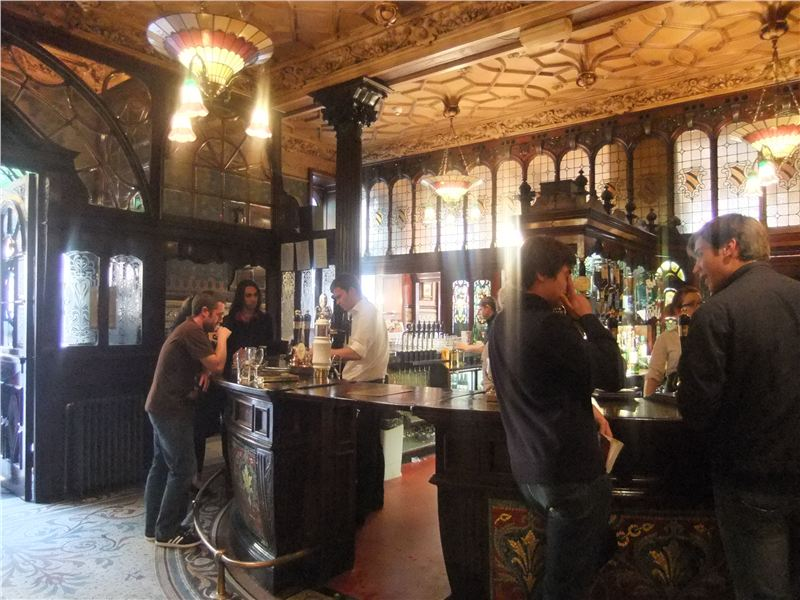 By the 1960s  the hotel  drawn up by Walter J Thomas had become a Liverpool  institution  John Lennon is said to have complained that one of the prices  of. Bar Essentials  The Philharmonic Dining Rooms   Bars Booze