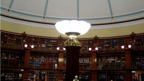 The Laz Word...on Liverpool's libraries
