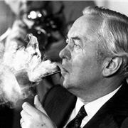 Harold Wilson At The Adelphi