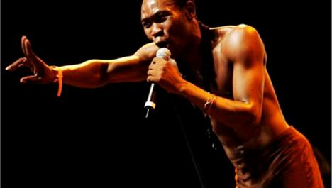 Tickets now on sale....for Seun Kuti