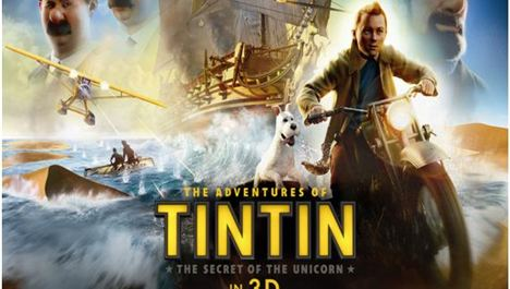 Win a Tintin adventure kit worth over £300 with ODEON Liverpool 4