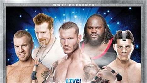 Win the chance to see WWE Superstars and Divas at Arena