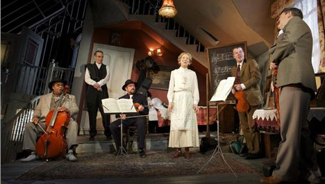 First Night: The Ladykillers/Liverpool Playhouse