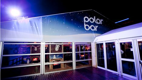 The Polar Bar launches
